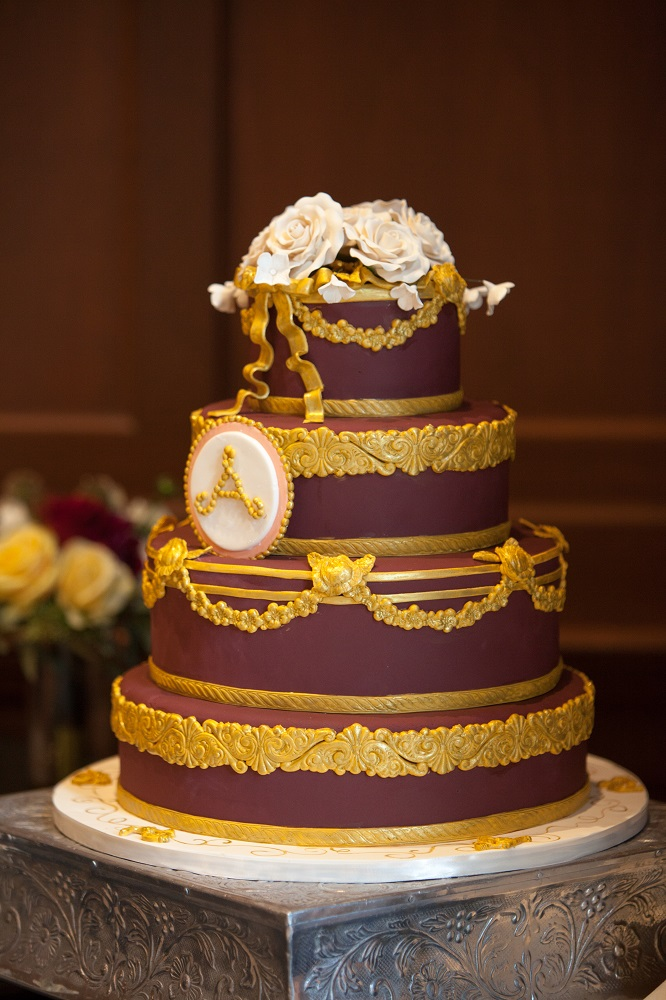 Belly Dancer Theme Cake