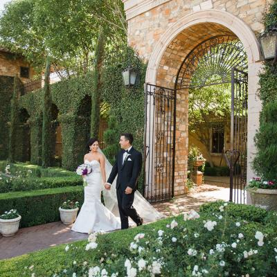 Arizona Garden Wedding