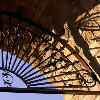 Villa-Siena-Wrought_Iron-Detail