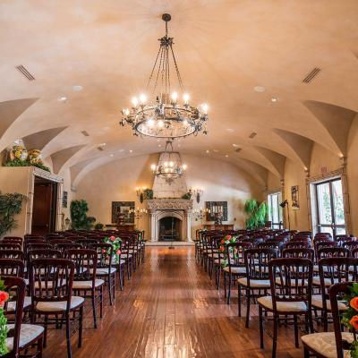 Arizona Indoor Ceremony at Villa Siena