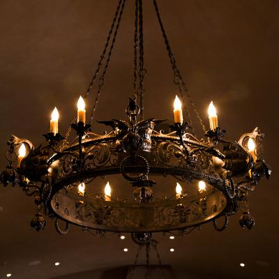 Dragon_Lighting_VillaSiena