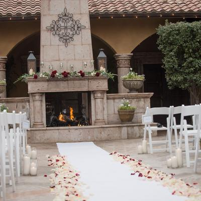 Arizona Winter Outdoor Wedding
