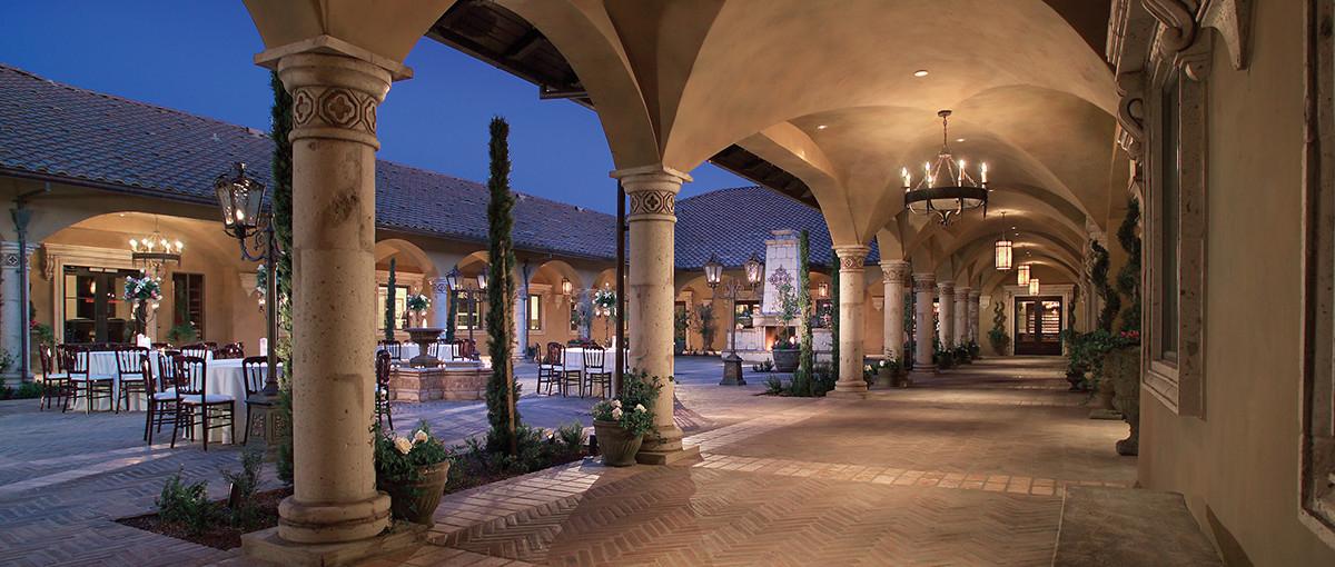 Wedding Reception Party Venue Villa Siena