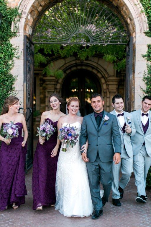 Jessica & Jacob ~ October 2, 2015   Villa Siena Wedding