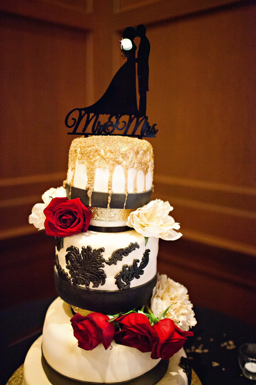 Awesome Red Black And Gold Wedding Ideas - Styles & Ideas 2018 ...